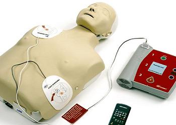 普通救命講習会「救命技能認定証を取得」