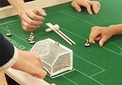 中央本町おはじきサッカー体験会