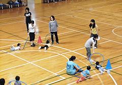 親子でやってみよう知育・体操(5日制)