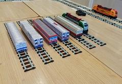 ペーパークラフトでオリジナル電車を作ろうA・B(5日制)