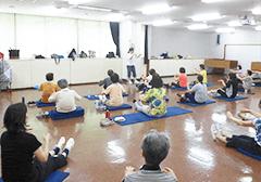 楽に生活できる体づくり ロコモ体操(8日制)