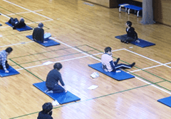 ストレッチとリズム体操(7日制)